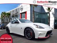 Used 2016 Nissan 370Z NISMO Tech Coupe