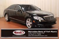 Pre-Owned 2010 Mercedes-Benz S-Class S 550 in Fort Myers