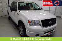 Used 2008 Ford F-150 For Sale at Duncan Hyundai | VIN: 1FTRX12W28FC20467