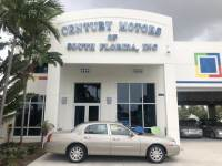 2008 Lincoln Town Car Limited Low Miles Florida 25,490 Miles