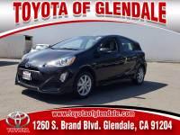 Used 2017 Toyota Prius C for Sale at Dealer Near Me Los Angeles Burbank Glendale CA Toyota of Glendale   VIN: JTDKDTB35H1597173
