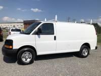 2016 Chevrolet Express 2500 Cargo Van w/ Ladder Rack