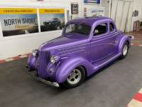 1936 Ford Hot Rod / Street Rod - QUALITY BUILD - STEEL BODY COUPE - A/C -