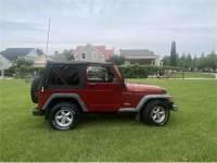 1998 Jeep Wrangler (TJ)