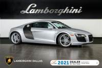 Used 2008 Audi R8 Coupe For Sale Richardson,TX   Stock# LT1459 VIN: WUAAU34268N001497