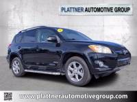Pre-Owned 2009 Toyota RAV4 4WD 4dr 4-cyl 4-Spd AT Ltd
