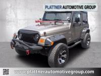 Pre-Owned 2004 Jeep Wrangler X SUV