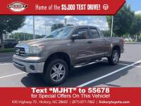 Used 2009 Toyota Tundra 4WD Double Cab Standard Bed 5.7L FFV V8 SR5