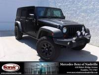 2013 Jeep Wrangler Unlimited Moab in Franklin