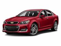 Pre-Owned 2017 Chevrolet SS 4dr Sdn VIN6G3F15RW0HL310898 Stock NumberTHL310898