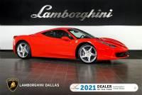 Used 2014 Ferrari 458 Italia For Sale Richardson,TX   Stock# L1382 VIN: ZFF67NFA2E0197572