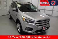 Used 2018 Ford Escape For Sale at Duncan's Hokie Honda | VIN: 1FMCU9GD7JUD01093