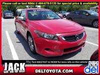Used 2008 Honda Accord Cpe EX-L For Sale in Thorndale, PA | Near West Chester, Malvern, Coatesville, & Downingtown, PA | VIN: 1HGCS12808A027027