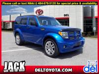 Used 2007 Dodge Nitro R/T For Sale in Thorndale, PA   Near West Chester, Malvern, Coatesville, & Downingtown, PA   VIN: 1D8GU586X7W552980