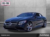 2017 Mercedes-Benz AMG S 63 4MATIC