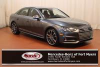 Pre-Owned 2018 Audi S4 Premium Plus in Fort Myers