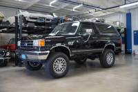 1991 Ford Bronco XLT 4WD 5.0 V8 WITH RARE 5 SPD MANUAL TRANS & 57K ORIG MILES! XLT