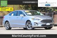 Used 2020 Ford Fusion Hybrid 38A06305 For Sale   Novato CA