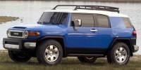 Pre-Owned 2007 Toyota FJ Cruiser BASE VIN JTEBU11F570007425 Stock Number 13924P