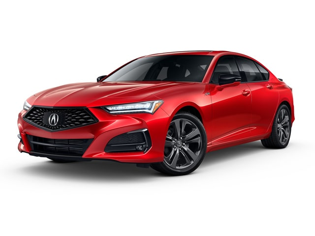 Photo Certified Pre-Owned 2021 Acura TLX FWD wA-Spec Package for Sale in Hoover near Homewood, AL