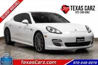 2013 Porsche Panamera 4 for sale in Carrollton TX