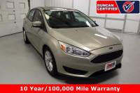 Used 2016 Ford Focus For Sale at Duncan Hyundai | VIN: 1FADP3K22GL263442
