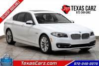 2014 BMW 528i for sale in Carrollton TX