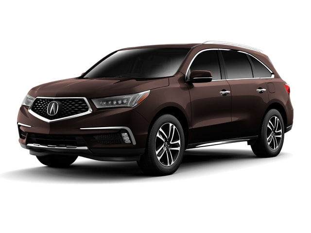 Photo Certified Pre-Owned 2017 Acura MDX SH-AWD wAdvance Pkg for Sale in Hoover near Homewood, AL