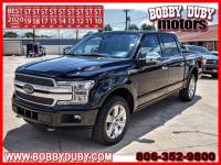 2018 Ford F-150 Platinum - Ford dealer in Amarillo TX – Used Ford dealership serving Dumas Lubbock Plainview Pampa TX