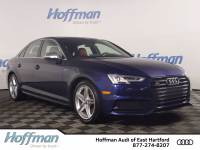 2018 Certified Audi S4 For Sale West Simsbury | WAUC4AF47JA001818