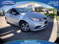 Used 2018 Chevrolet Cruze LS Auto For Sale in Orlando, FL (With Photos) | Vin: 1G1BC5SM4J7121757