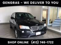Pre-Owned 2011 BMW X3 28i