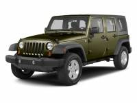Pre-Owned 2013 Jeep Wrangler Unlimited Unlimited Sport SUV