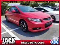 Used 2013 Honda Civic Si For Sale in Thorndale, PA   Near West Chester, Malvern, Coatesville, & Downingtown, PA   VIN: 2HGFG4A52DH703836