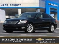 Pre-Owned 2011 Lexus LS 460 VIN JTHCL5EF7B5009457 Stock Number 13989P