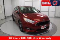 Used 2016 Ford Focus For Sale at Duncan Hyundai | VIN: 1FADP3F21GL393951