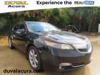 2012 Acura TL Jacksonville, FL at Duval Acura   Stock #CA013505