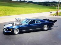 1970 Ford Mustang PRO STREET MACH1