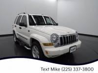 Used 2007 Jeep Liberty Limited SUV