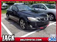 Used 2008 LEXUS IS 350 4DR SDN SPT AT For Sale in Thorndale, PA   Near West Chester, Malvern, Coatesville, & Downingtown, PA   VIN: JTHBE262282013779