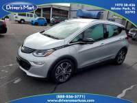 Used 2017 Chevrolet Bolt EV Premier For Sale in Orlando, FL (With Photos) | Vin: 1G1FX6S01H4147608