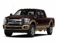 Pre-Owned 2014 Ford Super Duty F-350 SRW 4WD Crew Cab 6-3/4 Ft Box King Ranch