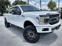 Used 2019 Ford F-150 3.5L ECO LIFTED LEATHER 302A LUXURY PKG
