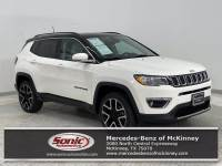 2018 Jeep Compass Limited SUV in McKinney