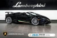 Used 2019 Lamborghini Huracan Performante Spyder For Sale Richardson,TX | Stock# LC722 VIN: ZHWUS4ZF0KLA12316