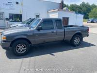 2011 Ford Ranger Sport SuperCab 4-Door 4WD 5-Speed Automatic