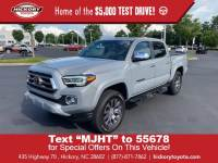 Used 2020 Toyota Tacoma 4WD 4WD Limited Double Cab 5' Bed V6 AT
