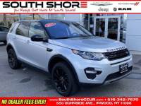 Used 2017 Land Rover Discovery Sport HSE For Sale   Inwood NY