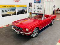 1965 Ford Mustang - CONVERTIBLE - NICE FACTORY OPTIONS - SEE VIDEO