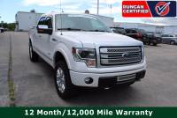 Used 2013 Ford F-150 For Sale at Duncan's Hokie Honda | VIN: 1FTFW1ETXDFC19567